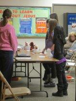 dzieci na zajęciach lekcyjnych