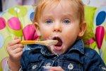 Kaszki dla niemowląt