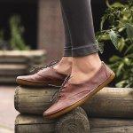 brązowe buty damskie